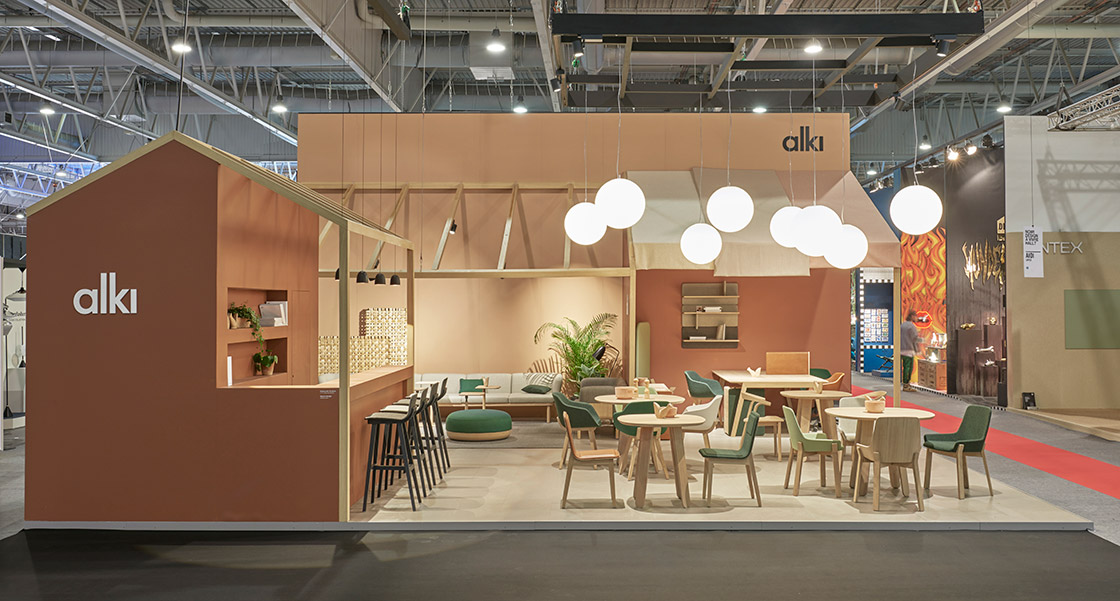 Alki A Short Report On Our Participation In Imm And Maison